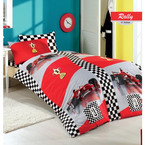 Детское белье в кроватку Arya Rally