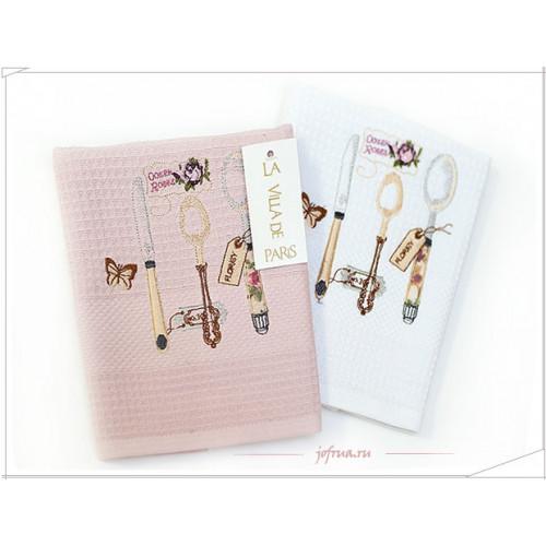 Салфетки La Villa Butterflyspoons (2 предмета, розовый) 40х60