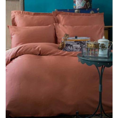 Постельное белье Issimo Home Simply Satin медный