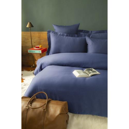 Постельное белье Issimo Home Simply Satin синий