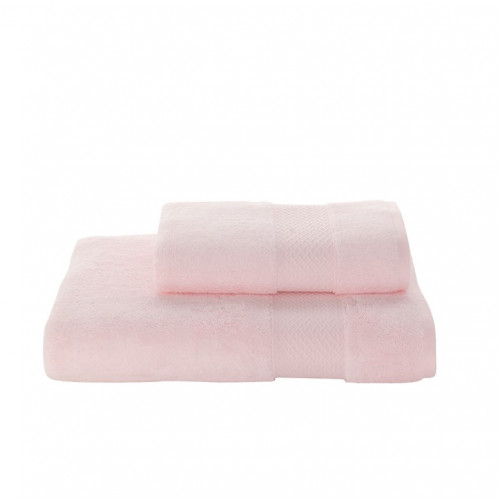 Полотенце Soft Cotton Elegance (розовое)
