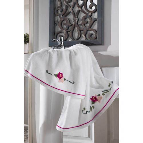 Полотенце Soft Cotton Lily (фуксия)