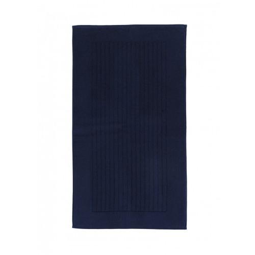 Полотенце-коврик для ног Soft Cotton Loft (темно-синий) 50x90