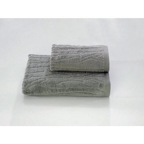 Полотенце Soft Cotton Sortie (серое)