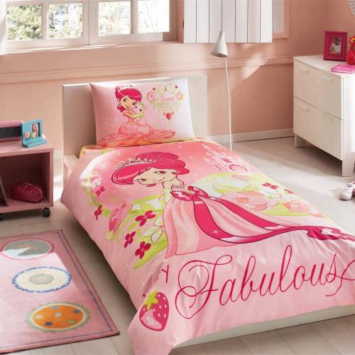 Детское постельное белье TAC Strawberry Shortcake Fabulous