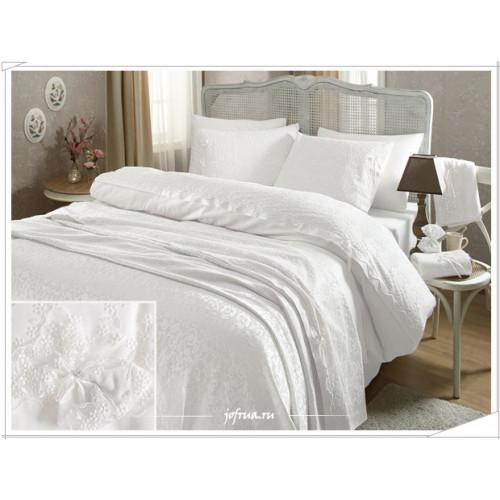 Свадебный набор Gelin Home Gelin (белый) евро
