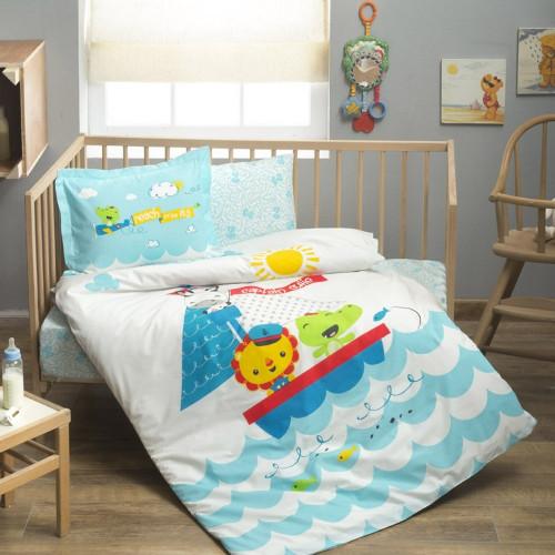 Детское белье в кроватку TAC Fisher Price Baby Boy