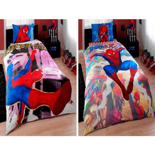 Детское постельное белье TAC Spiderman Multiposes