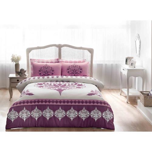 Постельное белье TAC Venna (пурпурное)