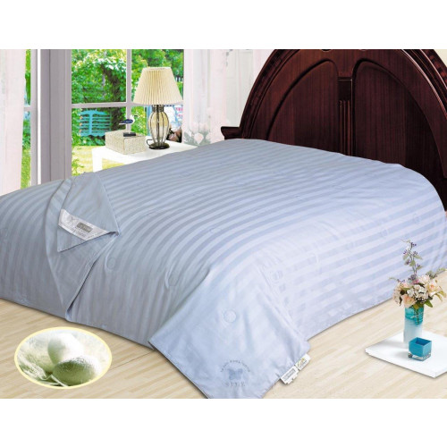 Одеяло Le Vele Twin шелк зима-лето (голубое)