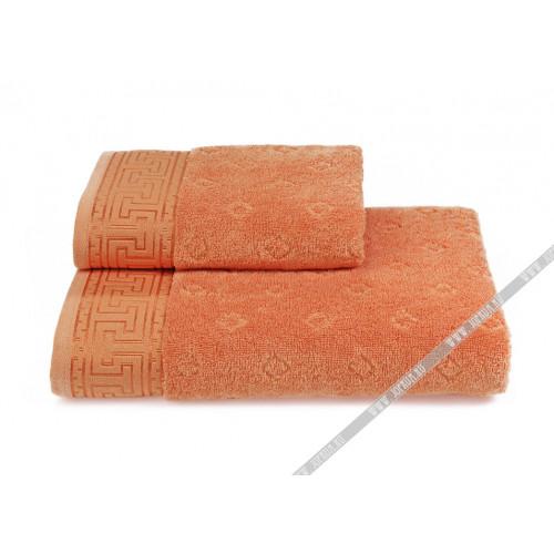 Полотенце Soft Cotton Vera (оранжевое)