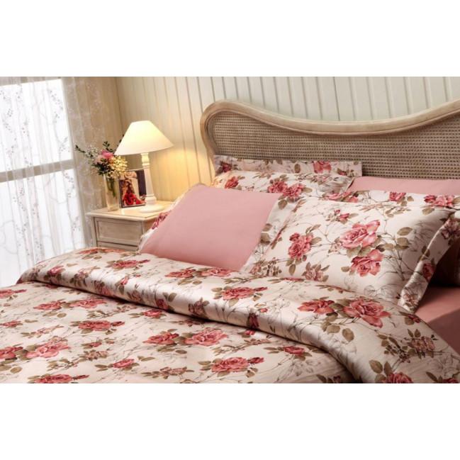b15713cd9d2c Постельное белье Tivolyo Home Victoria (розовое) в интернет-магазине  Jofrua.ru. «