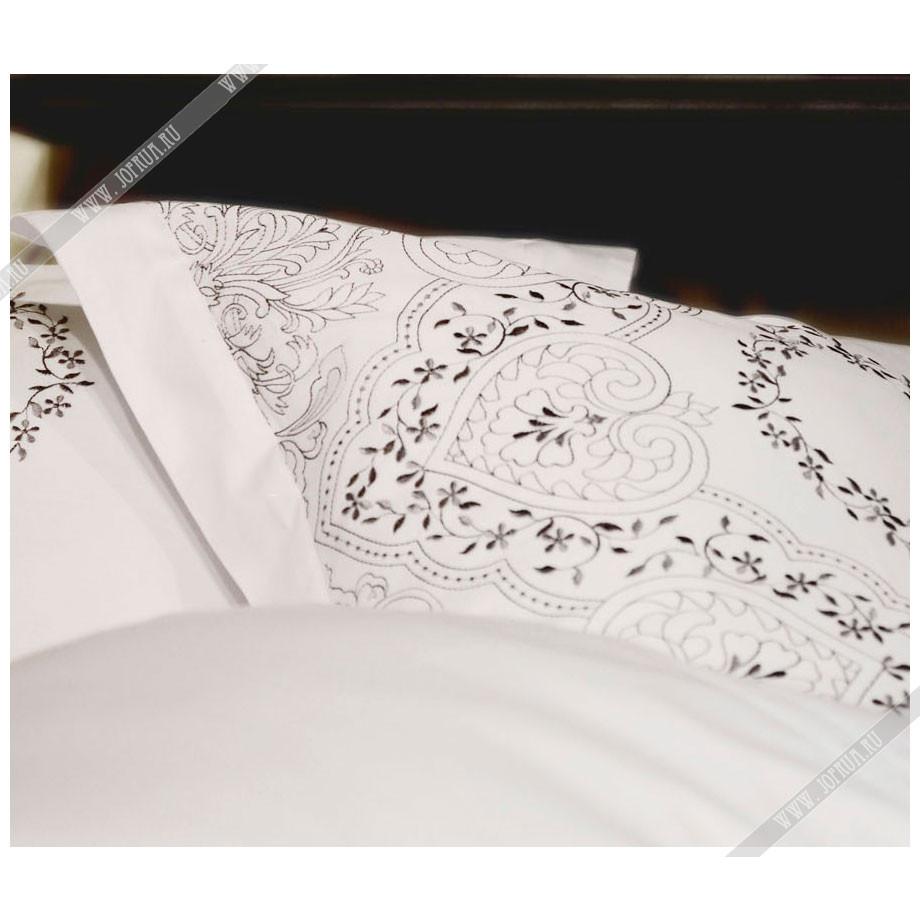 Постельное белье tac с вышивкой