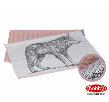 Набор салфеток Hobby Home Wolf лиловый (50x70, 2 предмета)