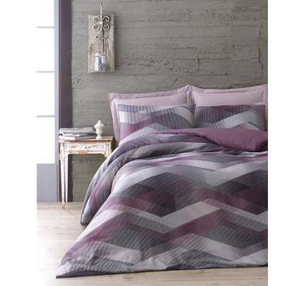 Постельное белье Issimo Home Helix пурпурный
