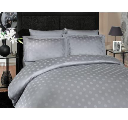 Постельное белье Hobby Home Diamond Spot (серый)