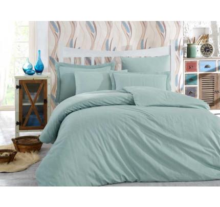 Постельное белье Hobby Home Stripe (минт)