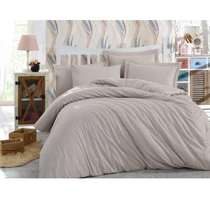 Постельное белье Hobby Home Stripe (визон)