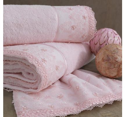 Полотенце Soft Cotton Selen (розовое)