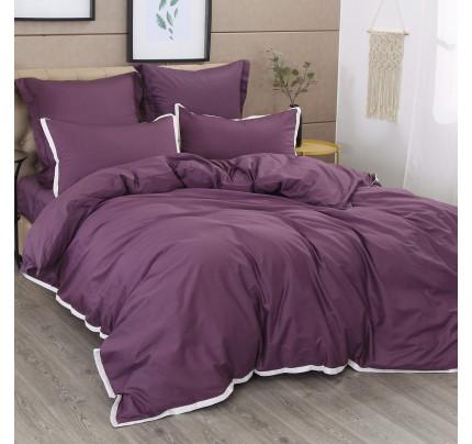 Постельное белье Sofi de Marko Джоконда (темно-фиолетовый)