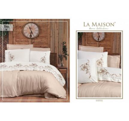 Постельное белье La Maison Fiona bej евро