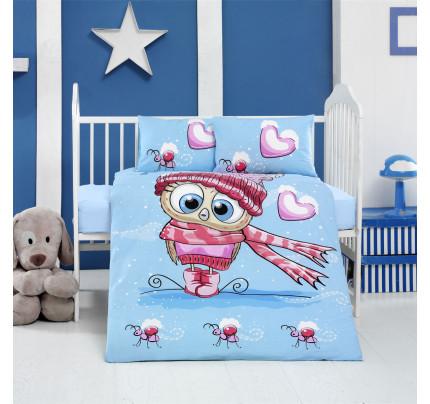Детское белье в кроватку Arya Home Cute