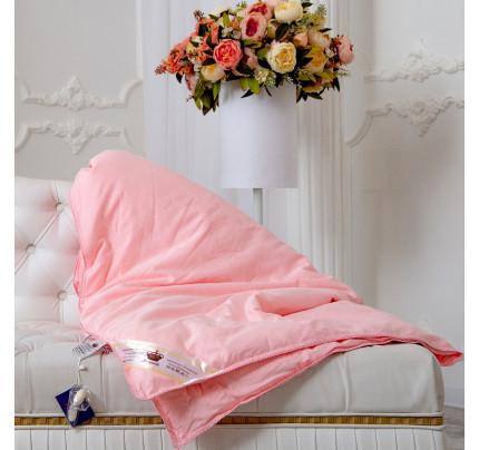 Одеяло Kingsilk Elisabette Элит розовое (всесезонное)