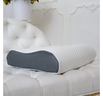 Подушка Kingsilk Memory Foam Relax Ergo 60x40x13/11