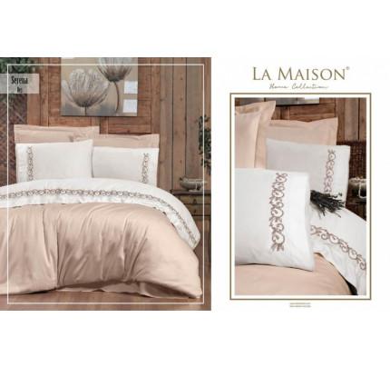 Постельное белье La Maison Serena bej евро