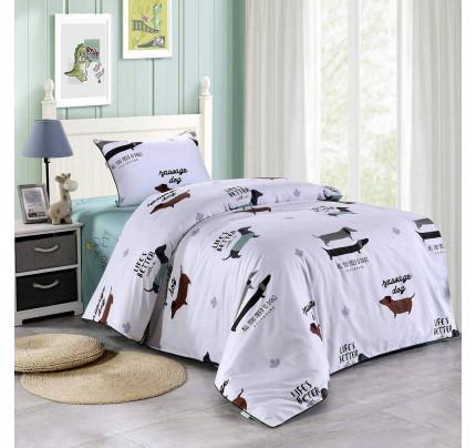 Sofi de Marko Джинго (изумруд) детское постельное белье