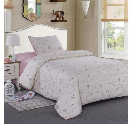 Sofi de Marko Cat (розовая) детское постельное белье