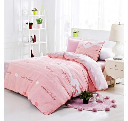 Детское постельное белье Sofi de Marko Ариэла (розовое)