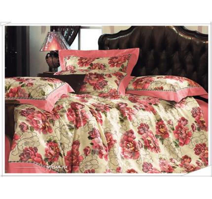 Постельное белье Valtery Эрин (розовое)