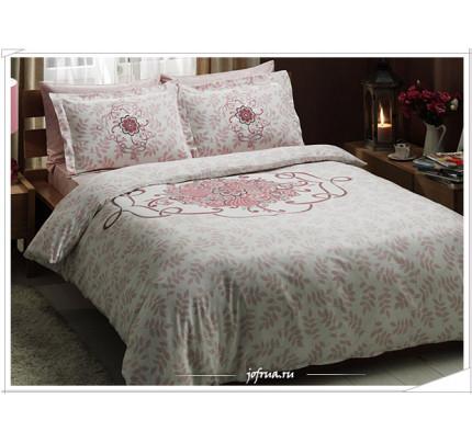 Постельное белье TAC Alissa (розовое)