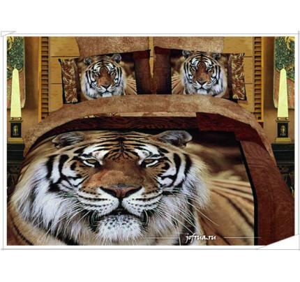 Постельное белье Famille RS-83 Тигр