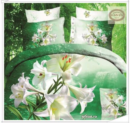 Постельное белье Karven 368 Волшебные Лилии