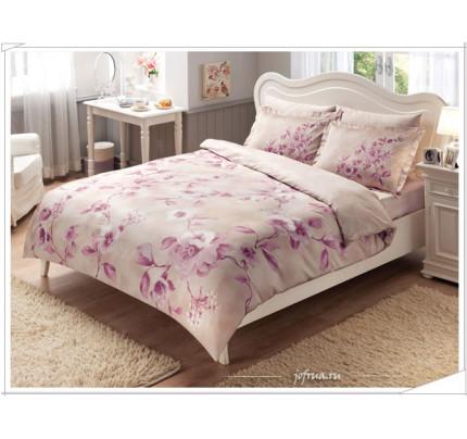 Постельное белье TAC Magnolia (розовое)