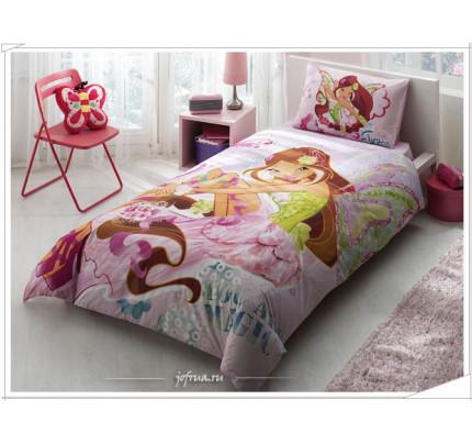 Детское постельное белье Винкс: Волшебная Флора