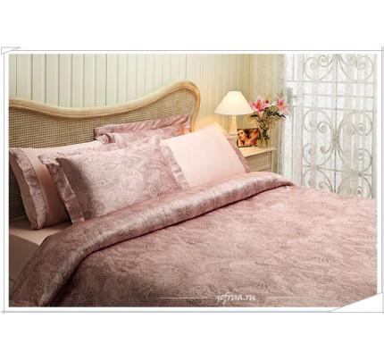 Постельное белье Tivolyo Crista (розовое)