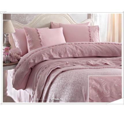 Свадебный набор Charlotte (розовый) евро