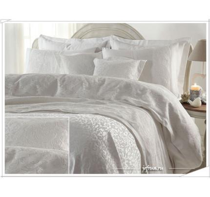 Свадебный набор Gelin Home Elmas (белый) евро