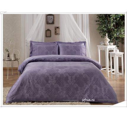 Постельное белье Tivolyo Princess (лиловое) евро