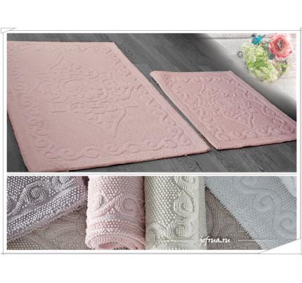 Набор ковриков Gelin Home Sonil (2 предмета) лиловый