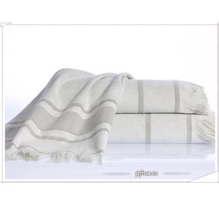 Полотенце Irya Duru (белое)