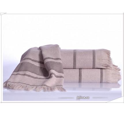 Полотенце Irya Duru (сиреневое)