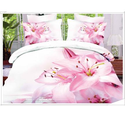 Постельное белье Karven 443 Розовые Лилии