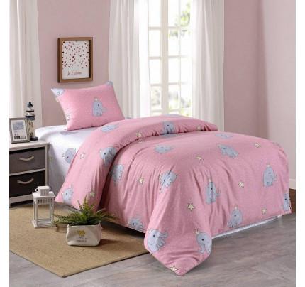 Sofi de Marko Слон (розовый) детское постельное белье