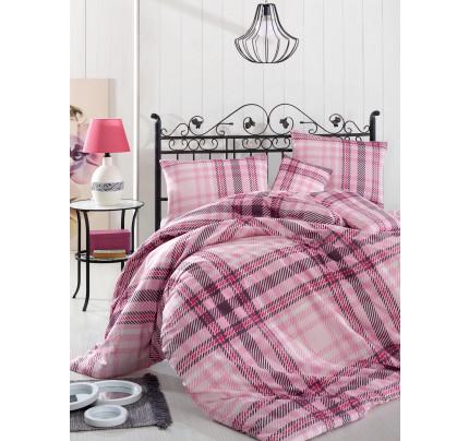 Постельное белье Altinbasak Aliz (розовое)