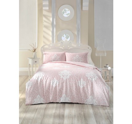 Постельное белье Altinbasak Snazzy (розовое)