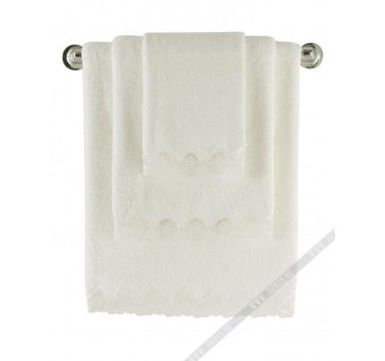 Полотенце Soft Cotton Angelic (кремовое)